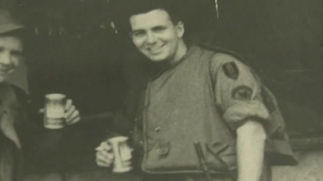 Vietnam veteran awarded military medals