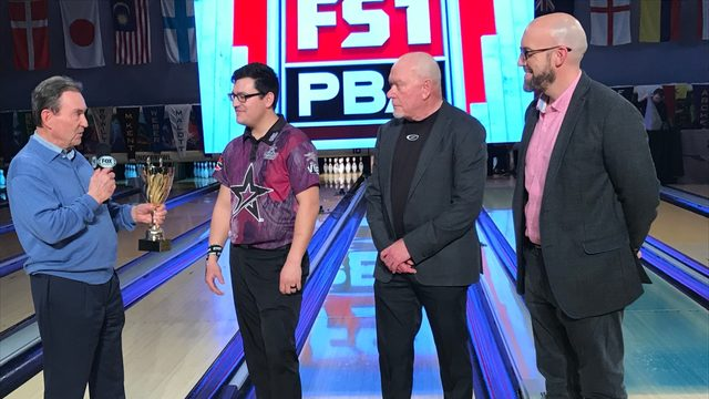 It was meant to be: Kris Prather wins first title at Thunderbowl Lanes&hellip&#x3b;