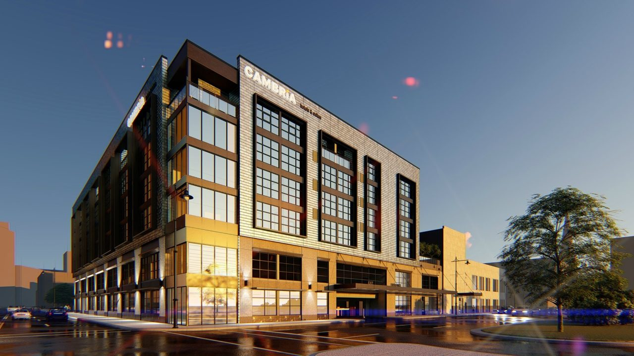 New Upscale Hotel To Open In Downtown Detroit In 2020