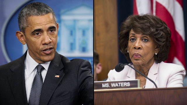 New York man convicted of threats against Obama, Rep. Waters
