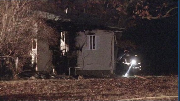 Woman found dead at house fire in Rose Township