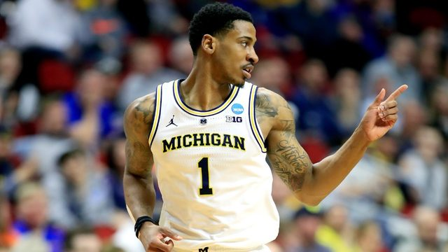 Michigan has Florida next in NCAA Tournament Round of 32