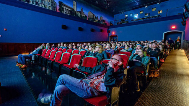 Ann Arbor Film Festival voted No. 1 film festival in North America