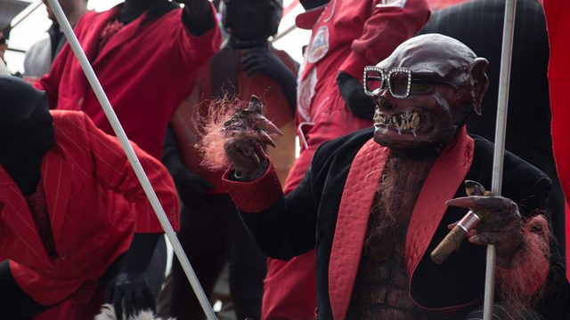 PHOTOS: 2019 Marche du Nain Rouge in Detroit
