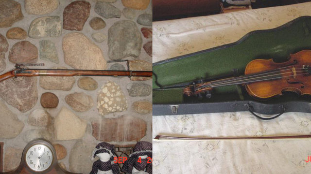 Break-in, theft reported at historical log cabin in Chesterfield Township