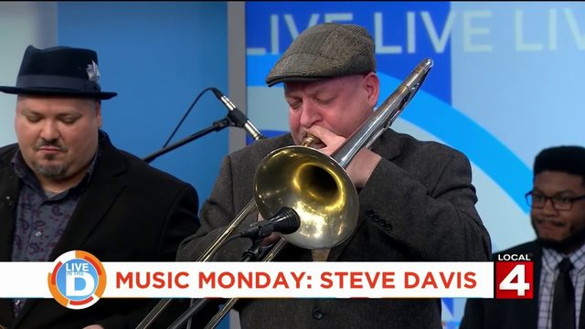 Jazz Musicians Steve Davis and Michael Dease share their sound
