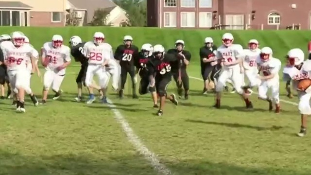 Campaign started to save youth football program at Walled Lake Middle School