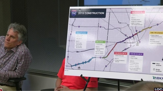 I-94 project this summer will cause headaches for travelers in Metro Detroit