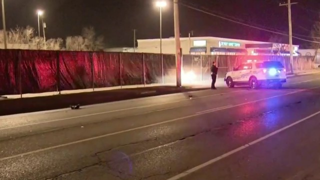 Man critically injured in hit-and-run on Detroit's west side