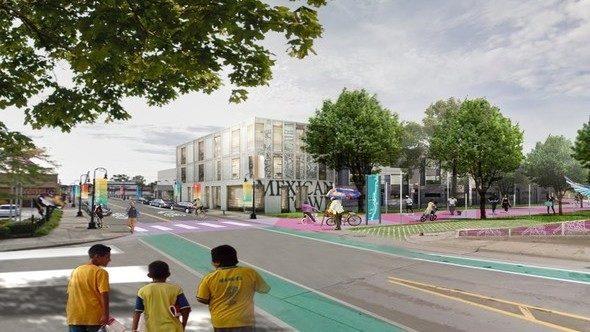 $16M mixed-use development planned for Southwest Detroit, near Michigan&hellip&#x3b;