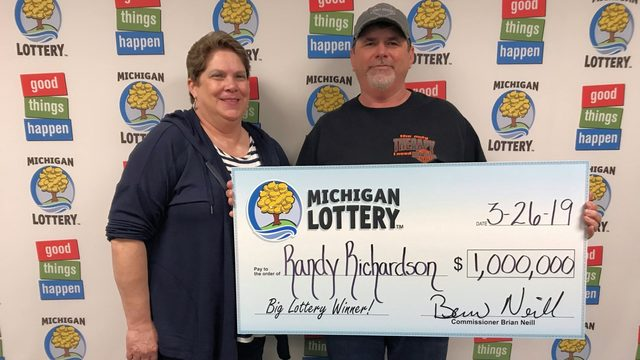 Michigan Lottery: Man seeking out cheaper gas snags $1M winning Mega…