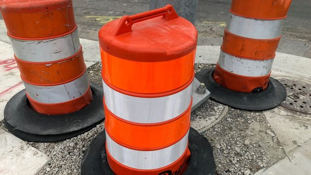 Bridge construction to close part of I-94 in Detroit this weekend
