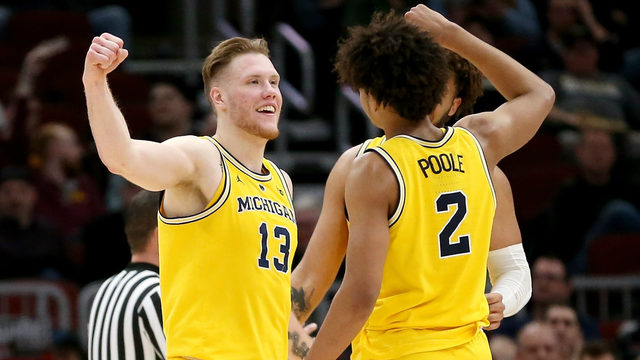 Who will step up as a scorer for Michigan basketball in the Sweet 16?