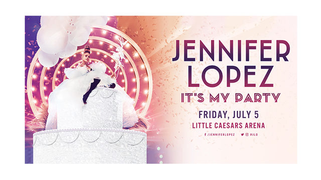 "Win a pair of tickets to Jennifer Lopez's ""It's My Party"" tour at Little&hellip&#x3b;"