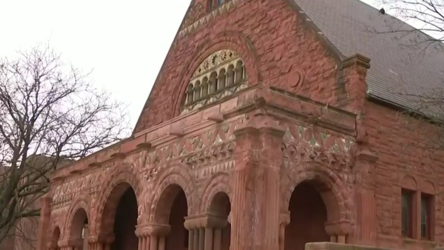Facade repaired at Historic First Congregational Church in Midtown&#x3b; more&hellip&#x3b;