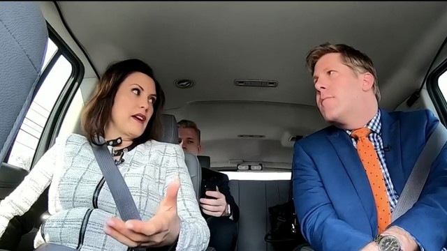 Q&A: Michigan Gov. Whitmer on why gas tax increase is best plan to fix roads