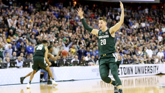 Final Four: Here's who Michigan State plays next