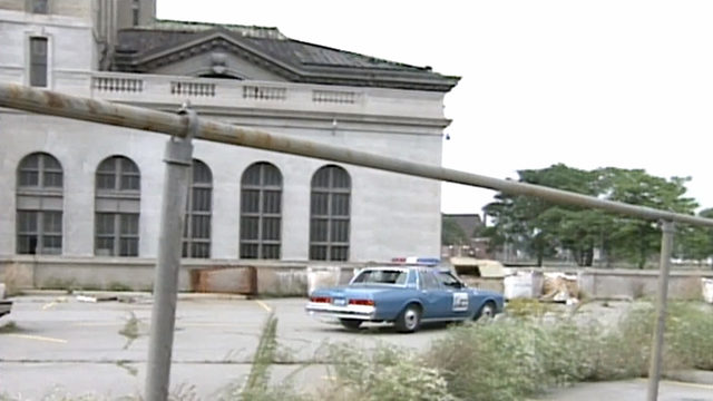 From the vault: 1991 segment captures Michigan Central Station's descent&hellip&#x3b;