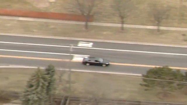 3rd suspect in custody in multi-car chase involving stolen Sterling&hellip&#x3b;