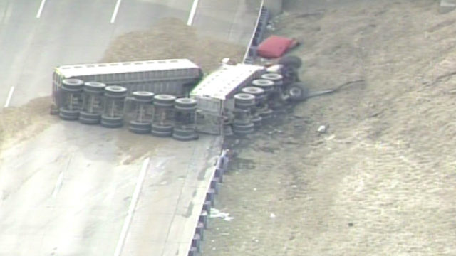 SB Lodge Freeway at Telegraph Road in Southfield now open after fatal crash