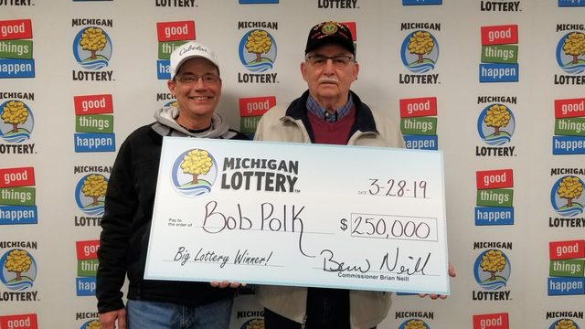 Michigan Lottery: St. Clair man wins $250K Keno prize at liquor store