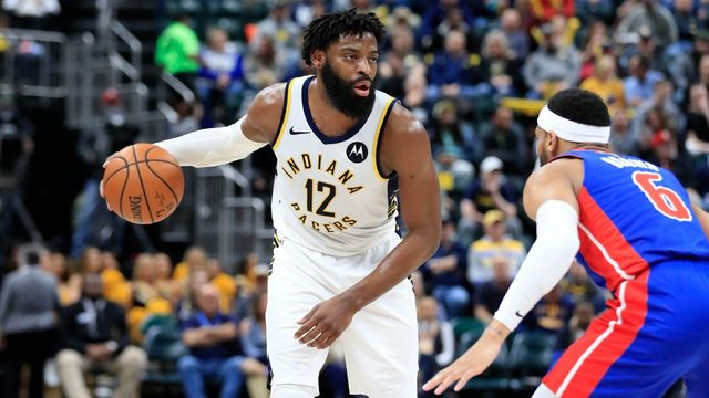 Pacers use size to pull off big 111-102 win over Pistons