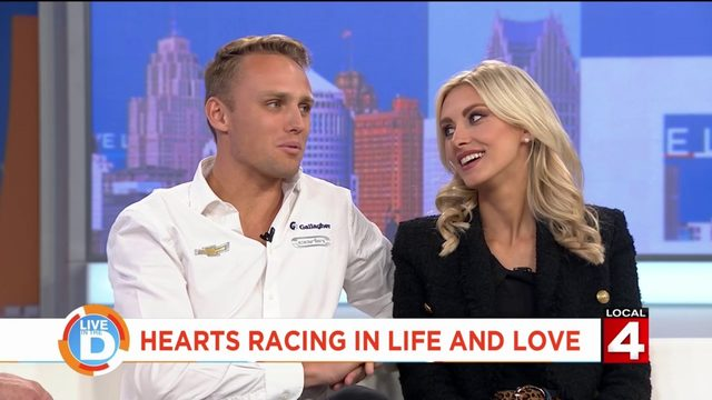 Max and Chloe Chilton discuss family and IndyCar racing before the&hellip&#x3b;