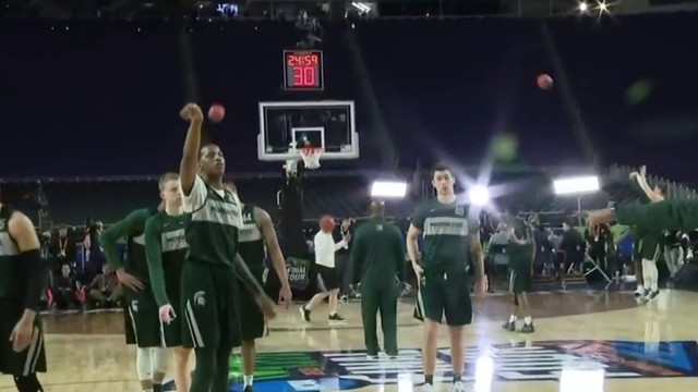 Spartan fans gear up for Final Four of NCAA Tournament