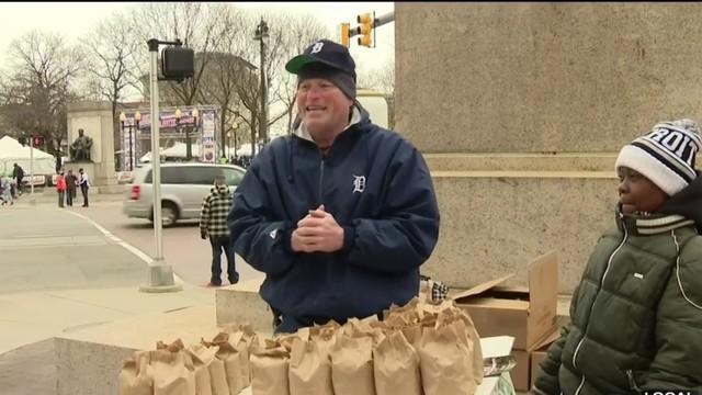 Detroit Tigers' peanut man's legacy lives on