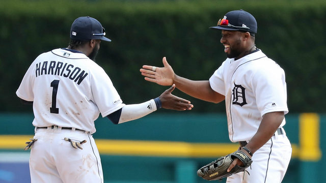 Detroit Tigers vs. Cleveland Indians on April 9: Live scoreboard, game updates