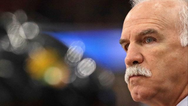 Panthers hire Joel Quenneville as next coach