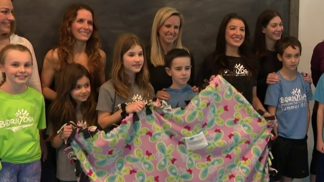 Fleece & Thank You helps make hospital stays cozier for children in Michigan