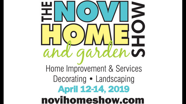 Novi Home & Garden Show Giveaway Rules