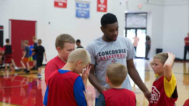 Concordia University Ann Arbor summer sports camp registration now open