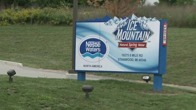 Nestle will continue donating water to Flint