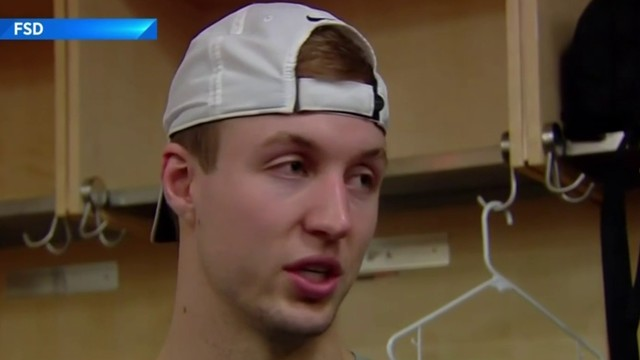 Luke Kennard says Pistons 'aren't done yet'