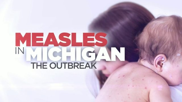 Michigan measles cases connected to outbreak in New York