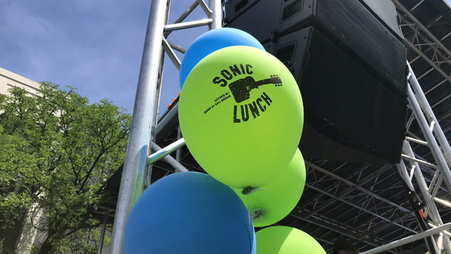 Here's who's playing Bank of Ann Arbor's 2019 Sonic Lunch concert series