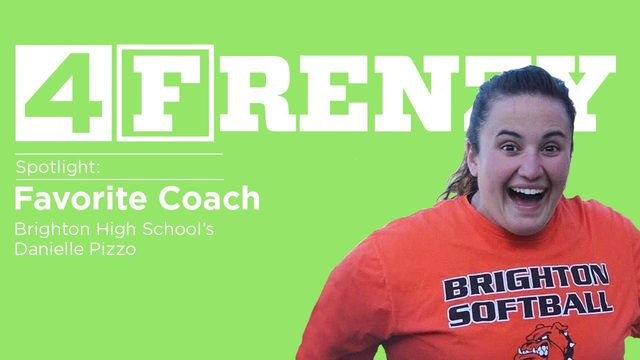 Spotlight: Brighton's softball coach Danielle Pizzo