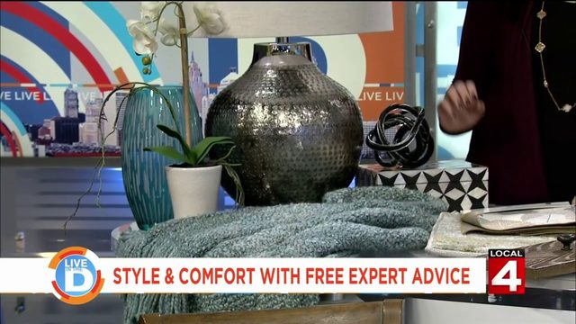 Get interior design advice for free with La-Z-Boy