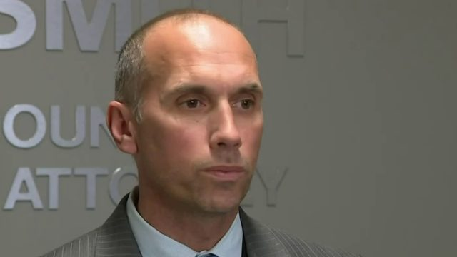 Macomb County Prosecutor responds after state police searched his office