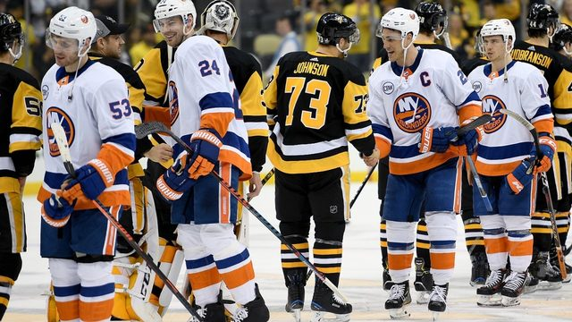 Islanders sweep Penguins, look like the real thing