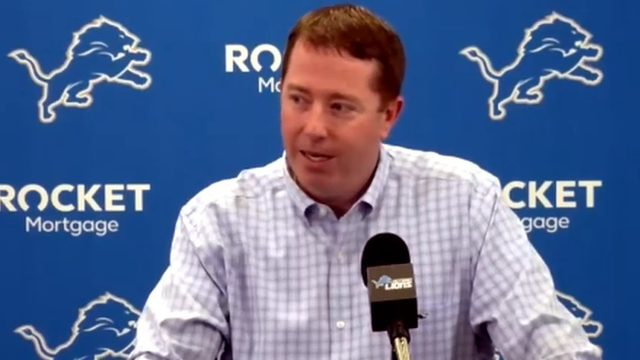 Detroit Lions GM Bob Quinn on NFL Draft: 'Any position' is an option in&hellip&#x3b;