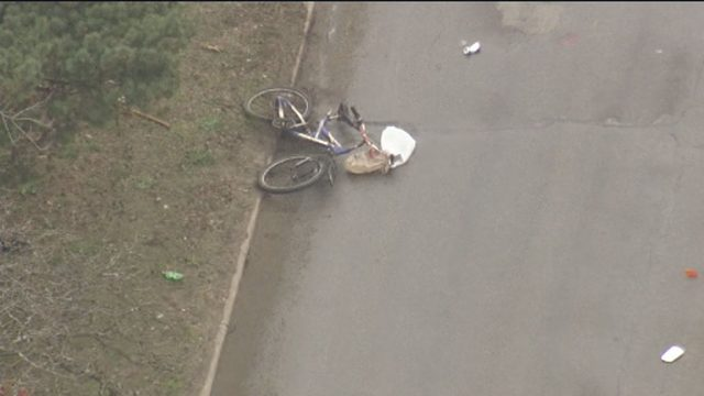 Bicyclist in critical condition after being struck by car on Ford Road&hellip&#x3b;