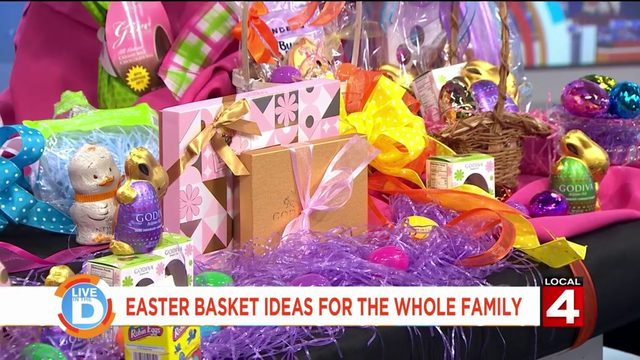 Easter basket ideas for the whole family