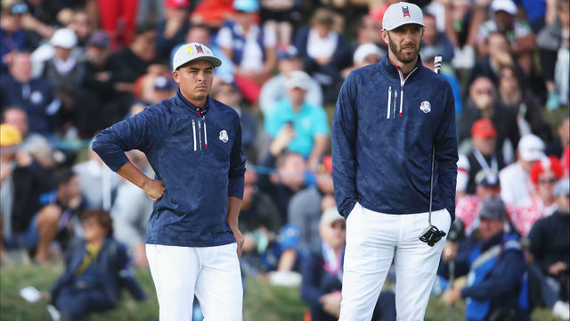 Rickie Fowler, Dustin Johnson among golfers to play in Detroit's Rocket…