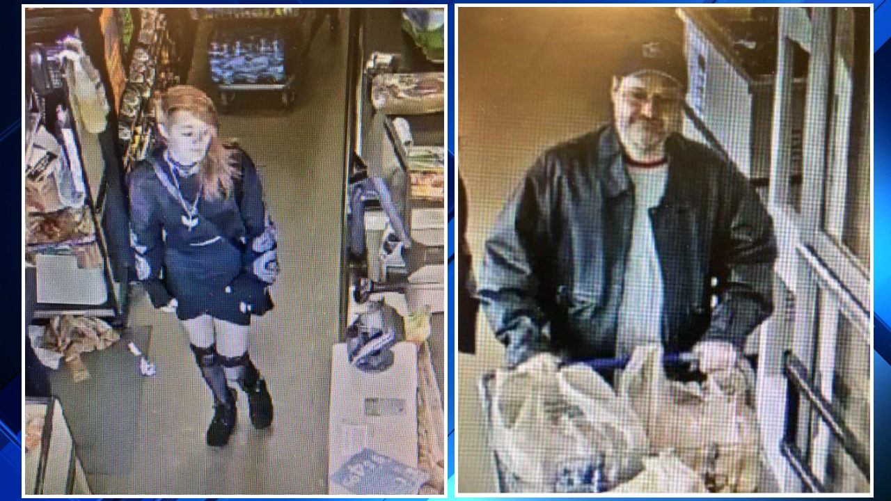 Lapeer County authorities try to identify pair who may be connected to out-of-state investigation