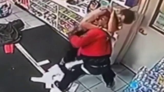 Detroit gas station clerk shares story of attack as warning to other clerks