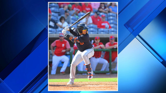 Detroit Tigers infielder Isaac Paredes now among baseball's top 100 prospects