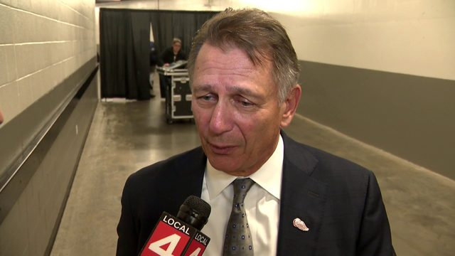 Report: Oilers offer Red Wings' Ken Holland full hockey operations…